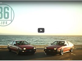 Petrolicious Film : Living The 86 Life