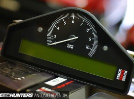 Stack Digital Gauge Cluster