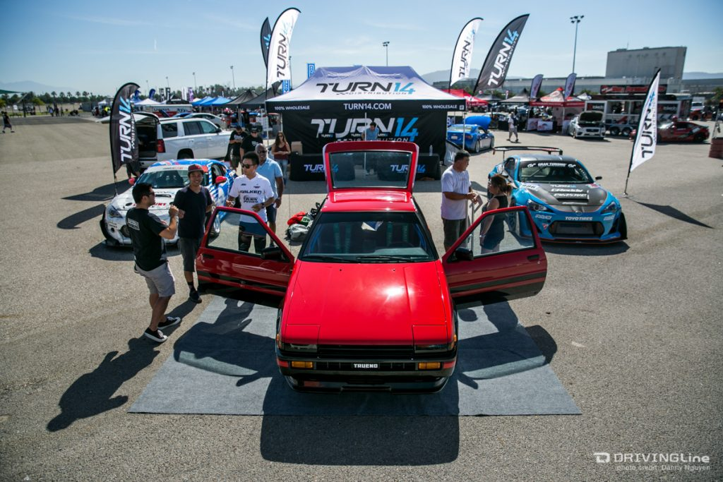 86FEST, 86FEST 4, Driving Line, AE86, 4AGE, Turn14
